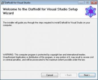 Daffodil for Visual Studio Download - It provides native