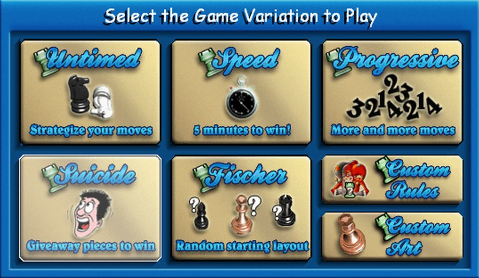 Free Chess New Game