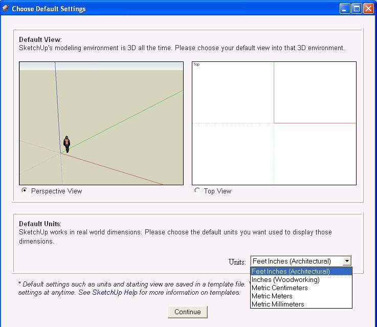 Google SketchUp Pro 6 0 Download (Free trial) - SketchUp exe