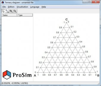 Prosim ternary diagram download enables you to create ternary main window ccuart Images