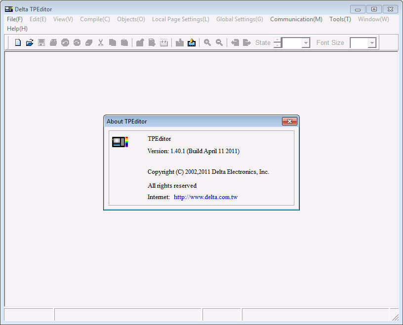TPEditor 1 8 Download (Free) - TPEdt108 exe