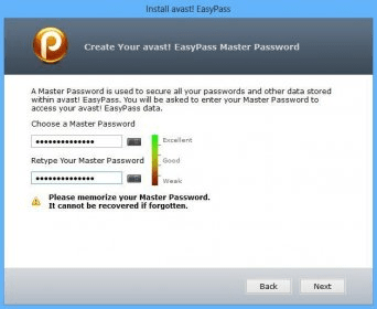 what is avast easypass