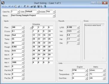 HVAC Tools Download Free Version (HTools4 exe)