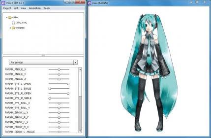 Live2D Viewer 2 1 Download (Free) - Live2D Viewer exe