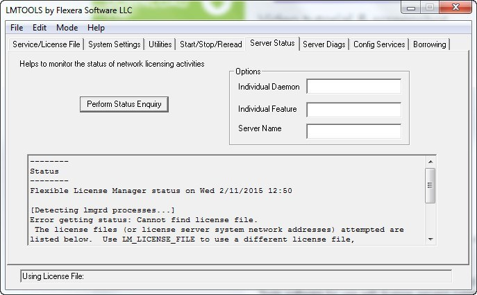 license manager 11.4 mac download