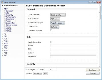 PDF24 Creator 6 5 Download (Free) - pdf24-Editor exe