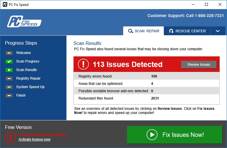 PC Fix Speed  Get the software safe and easy