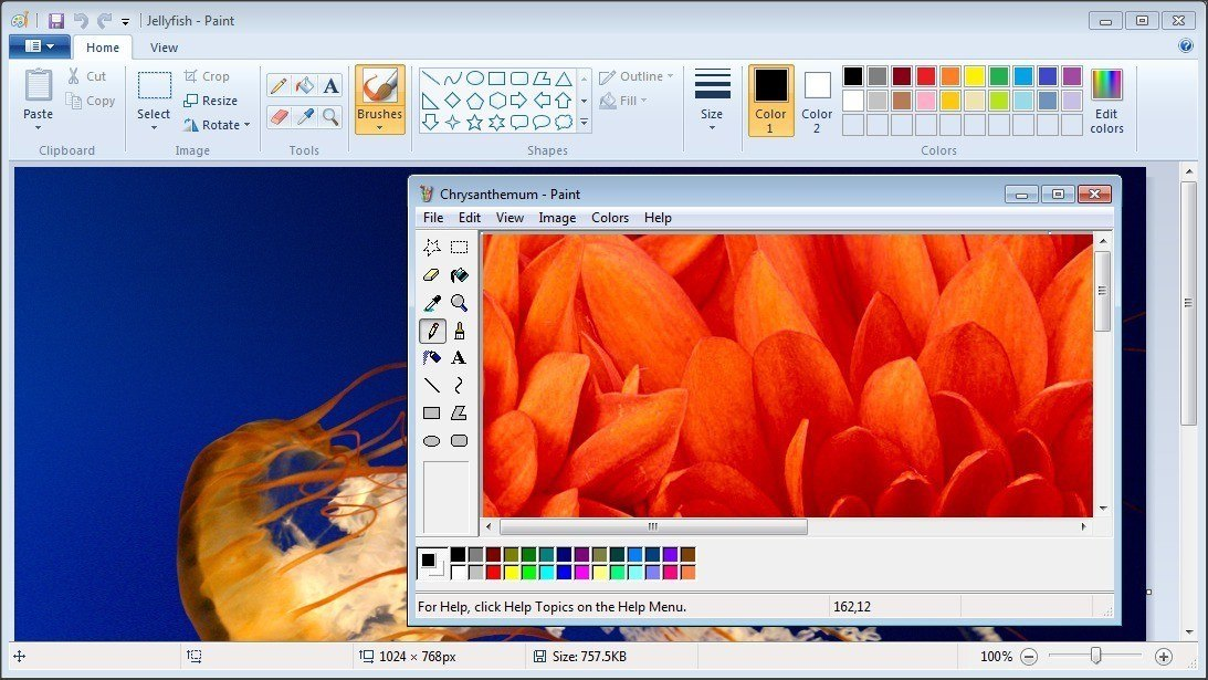 new paint software free download for xp