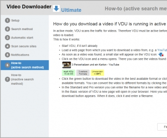 Video Downloader Ultimate Download Free Version (AoAVideoDownloader exe)