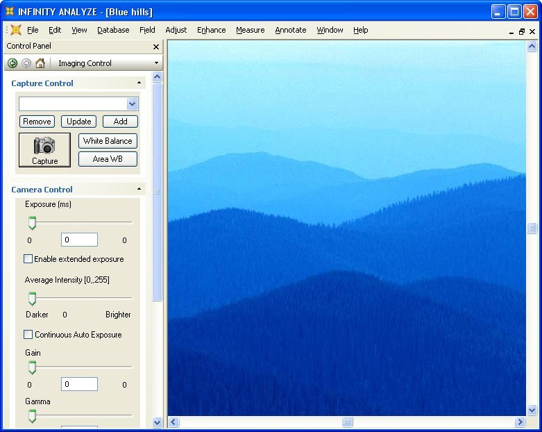 INFINITY Software 6 4 Download (Free) - INFINITY ANALYZE exe