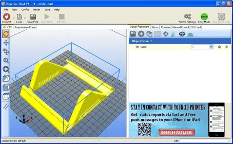 3d printer software repetier free download