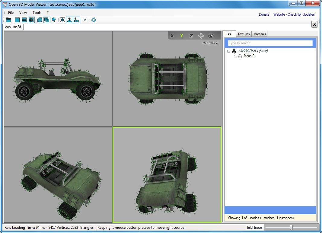 Open 3D Model Viewer 1 0 Download (Free)