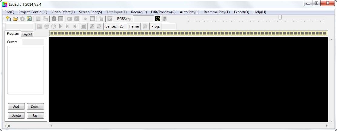LedEdit 2014 2 4 Download (Free) - LedEdit exe