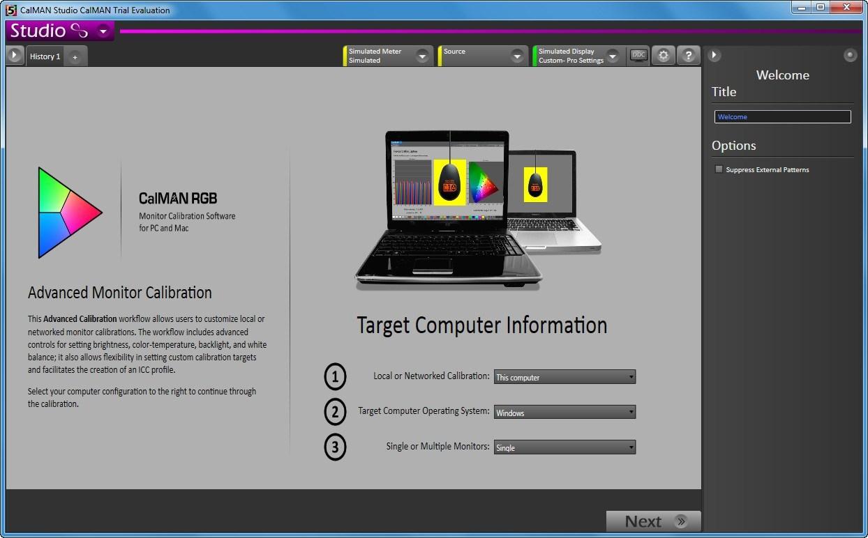 CalMAN Studio  Get the software safe and easy