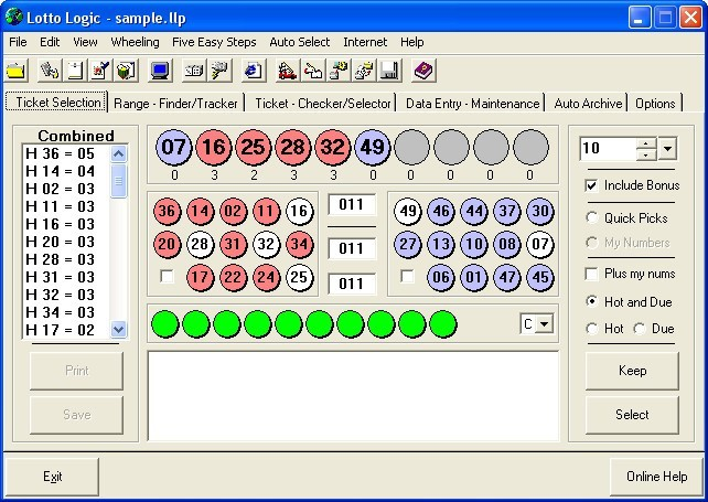 Lotto Logic Professional  Get the software safe and easy