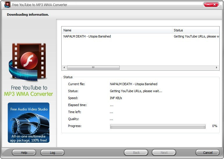 Free YouTube to Mp3 Wma Converter 5 1 Download