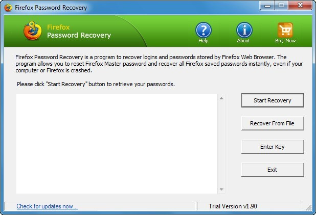 internet explorer password recovery 5.0 free download
