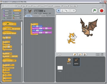 SCRATCH 1 4 Download (Free) - Scratch exe