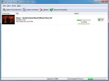 Free YouTube to MP3 Converter Studio 8 4 Download (Free)
