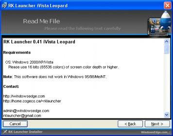 rk launcher download
