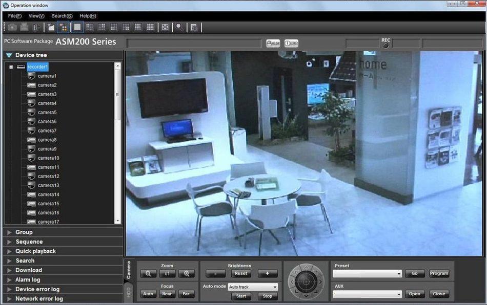 WV-ASM200 Series 1 2 Download (Free trial)