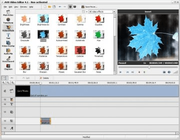 4.1.1.111 TÉLÉCHARGER AVS VIDEO EDITOR