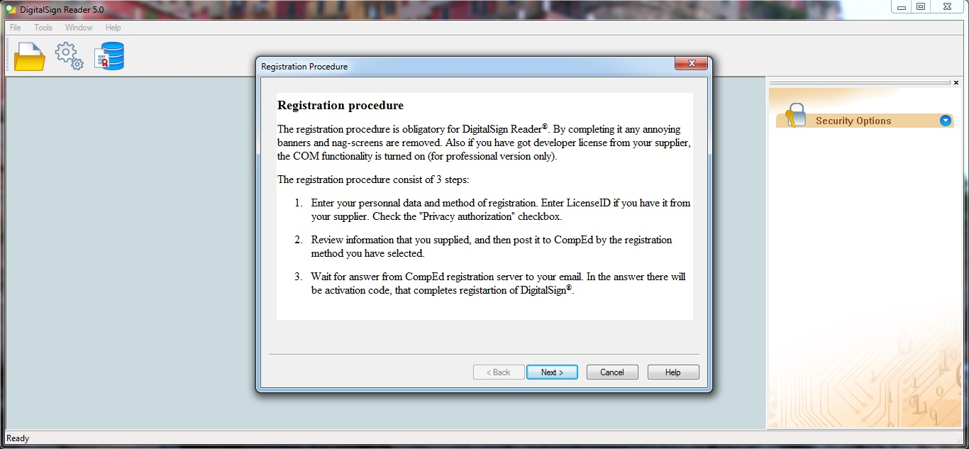DigitalSign Reader Download - Open any digitally signed document in