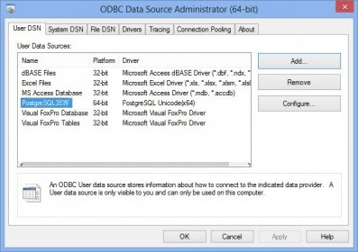 psqlODBC 9 3 Download (Free) - builder exe