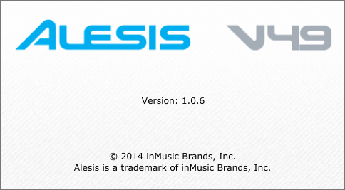 Alesis Software Download Mac