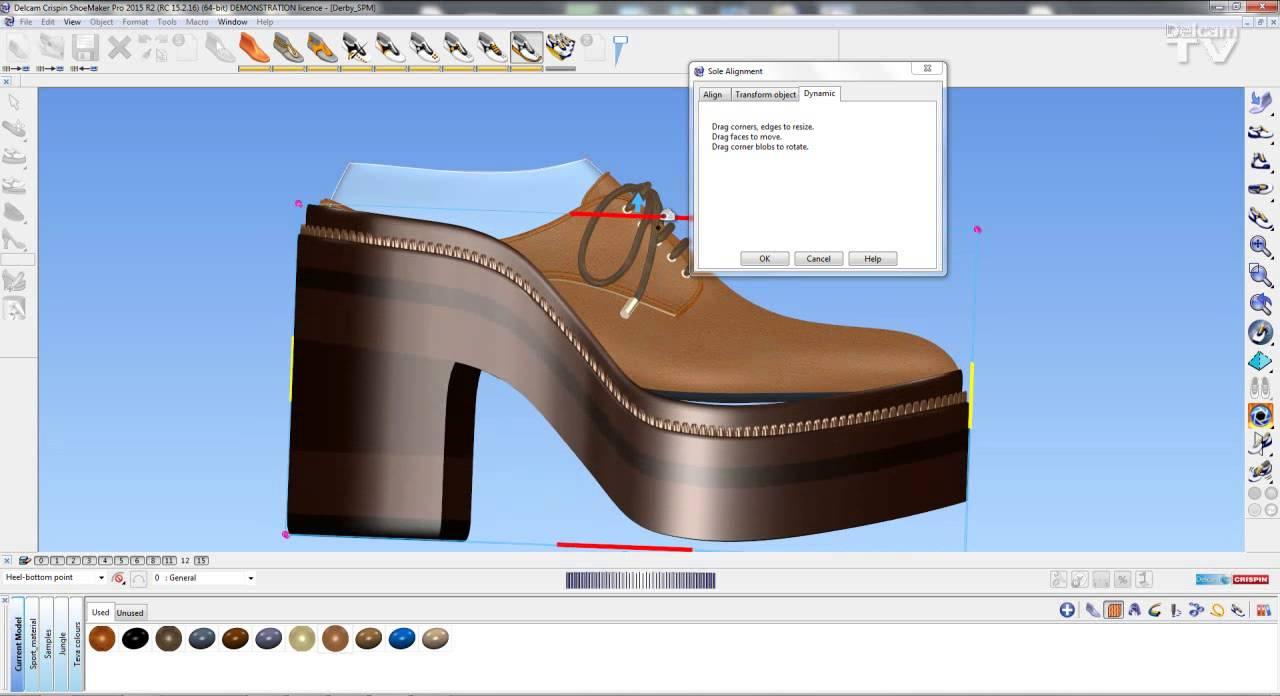 Delcam ShoeMaker 2015 R1 1 0 Download (Free trial
