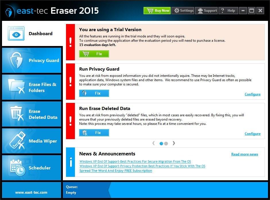 east tec eraser 2013 free download