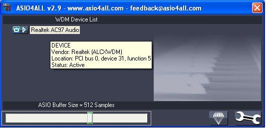 ASIO4ALL 2.10 TÉLÉCHARGER
