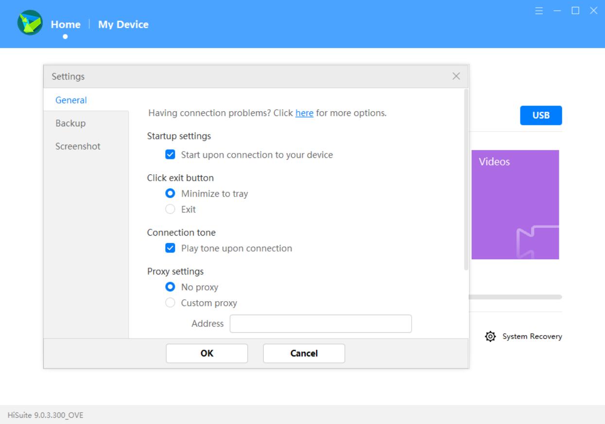 HiSuite 5 0 Download (Free) - HiSuite exe