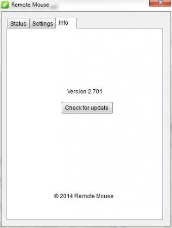 Remote Mouse 2 5 Download (Free) - RemoteMouse exe