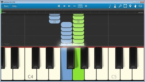 Synthesia 10 2 Download (Free trial) - SynthesiaConfig exe