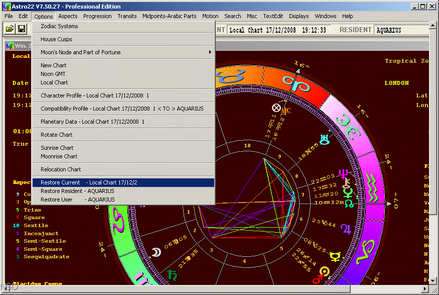 Astro22 Professional Astrology  Get the software safe and easy