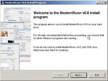 modernrcon v0.8
