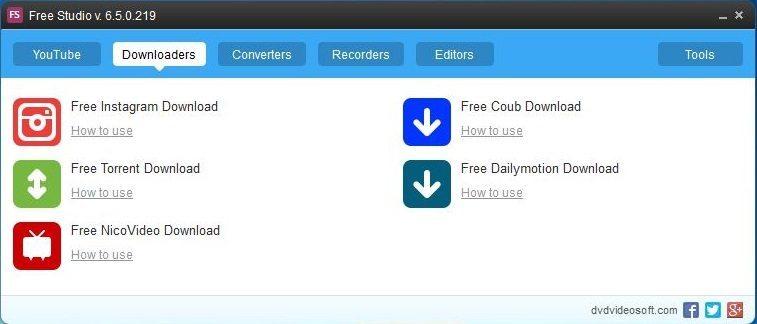 Downloaders