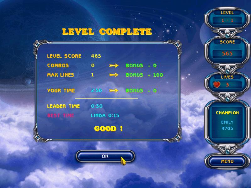 Level Complete