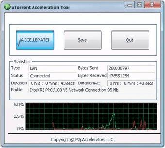 uTorrent Acceleration Tool 4 5 Download (Free) - uTorrent