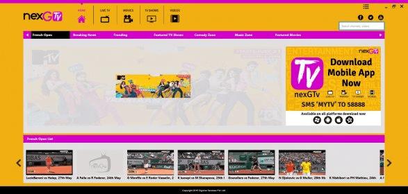 NexGTv HD Mobile TV Live TV Review