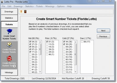 lotto wheel generator software