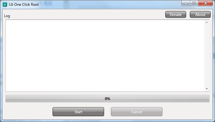 LG One Click Root Download (gLGOneClickRoot exe)