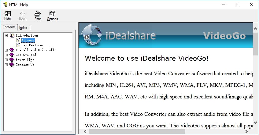 iDealshare VideoGo  Get the software safe and easy