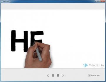 Sparkol VideoScribe 3 1 Download (Free trial) - VideoScribeDesktop exe