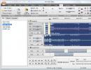 Editing and mixing