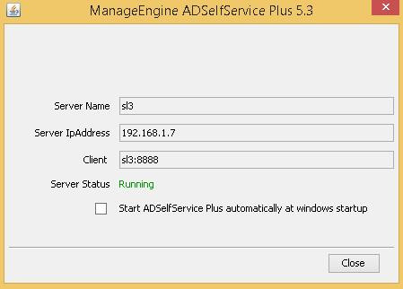 ADSelfService Plus  Get the software safe and easy