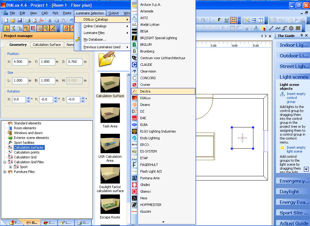 Dialux 4 6 Download Free Dialux Exe