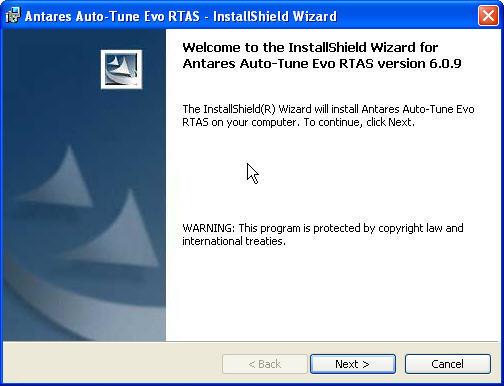 Auto Tune Evo Vst 6.0.9.2 Plugin Free Downloadwillever