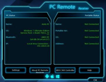 PC Remote Receiver 5 0 Download (Free